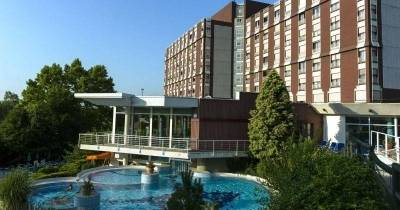 Hotel Danubius Health Spa Resort Aqua ****